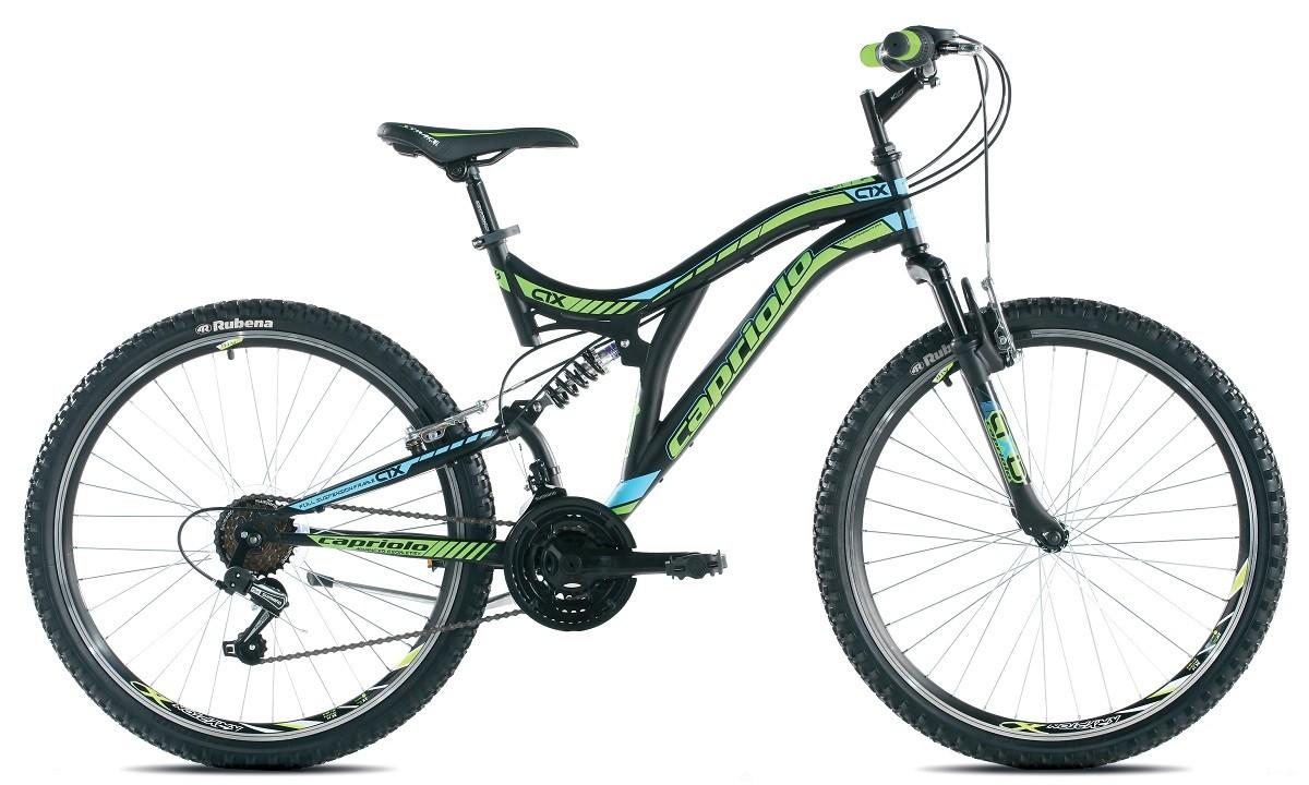 ctx 260 2016 black green blue