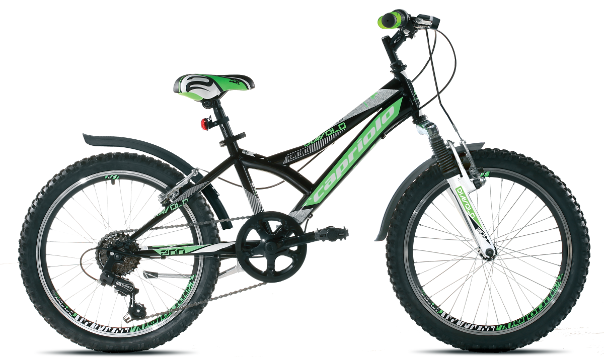 diavolo 200FS 2016 black green