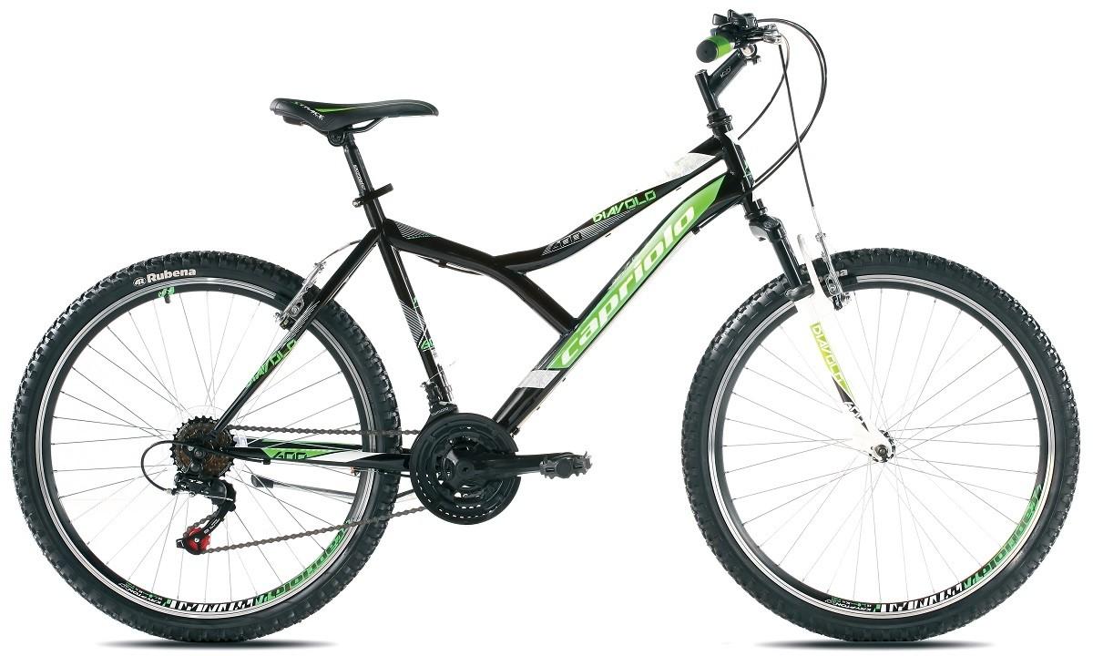 diavolo 600 FS 2016 black green