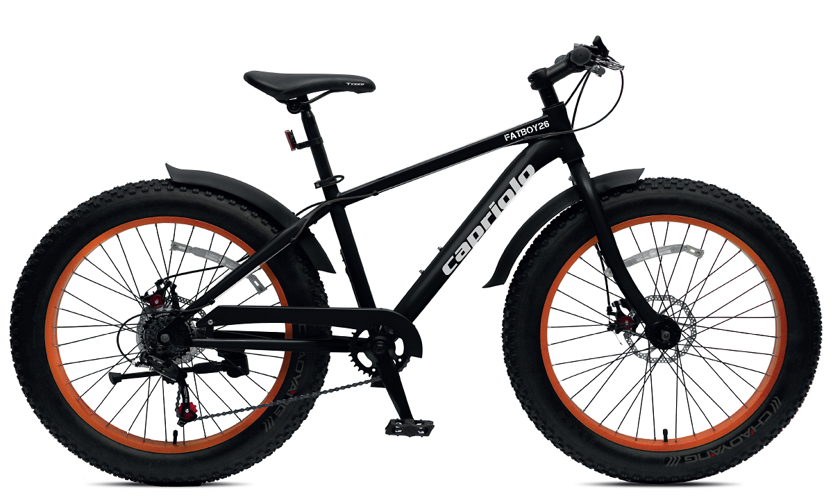 fatboy 26 2016 black