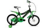 kid 16 2016 black green