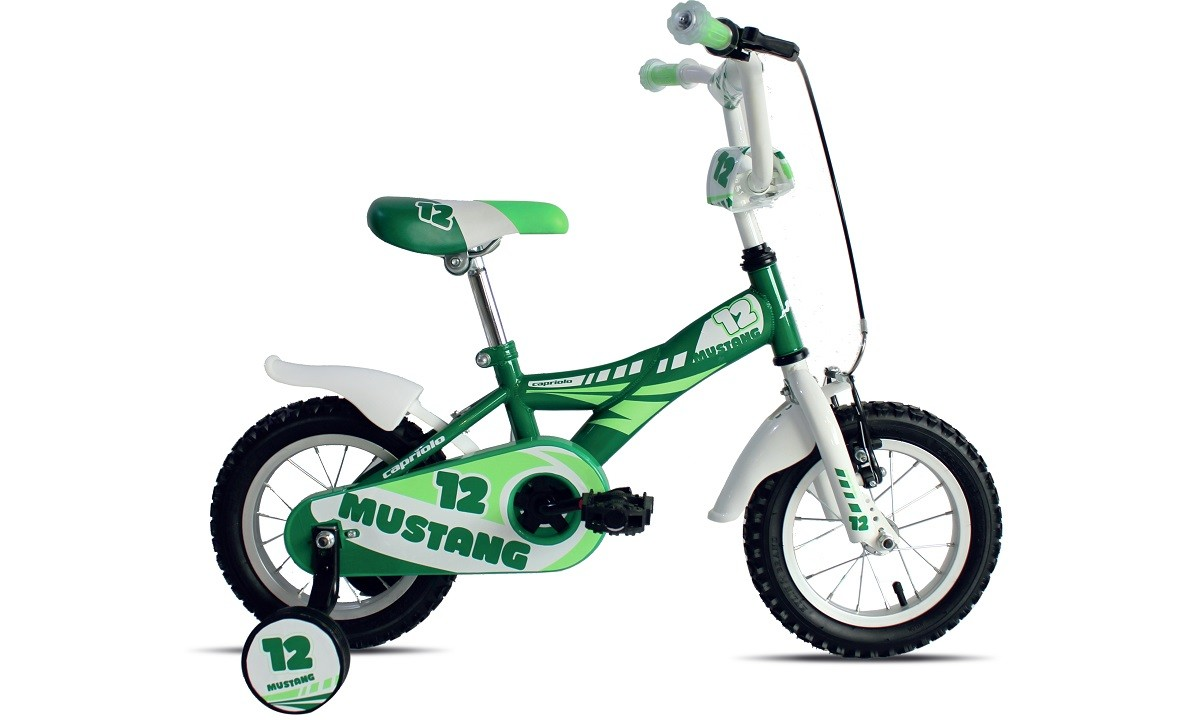 mustang 12 2016 green
